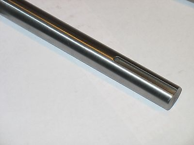 """5 Pk Smooth Solid 1//4/"""" Dia X 6/' Long Round Plain Steel Shaft Rod N215269"""