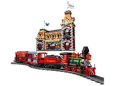 LEGO® 71044 Disney Zug mit Bahnhof inkl. PowerUp I NEU OVP I BLITZVERSAND 4