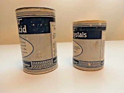 2 Containers Puretest Boric Acid-United Drug Company-L@@K! 2