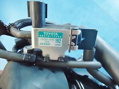 Toyota Highlander New Air Pump W Vacuum Valve 90910-12204 136200-1920 192 Japan 3