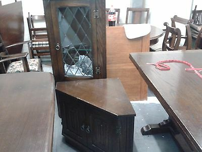 Luxury display cabinet,Jaycee,solid oak,glass,carved,no table,no chairs 9