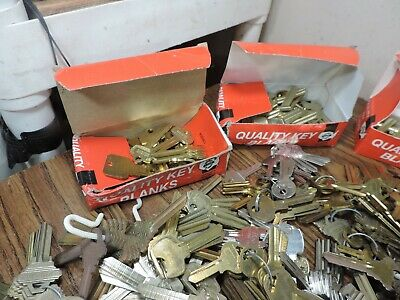 18 pounds key blanks ilco,corbin russwin, schlage, star , sargent others #2 7