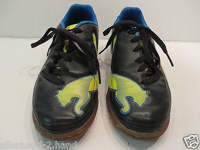 Puma Schuhe gr. 38,5 weißrotschwarz wenig getragen wie neu