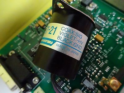 Nice High Voltage Laser Power Supply Or Photomultiplier Spellman As Is Bin#W4-54 3