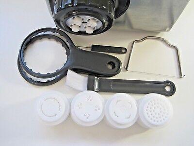 Trimfix Hellfire Fächerschleifscheiben 125x22,2 mm Multigrain 40//60 10er-Packung