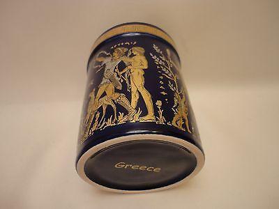 Goddess Artemis Aphrodite & Adonis God Apollo Ancient Greek Art Pottery Vase Cup 8