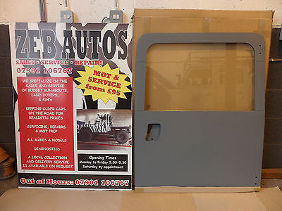 Bearmach Land Rover Glazed Rear Back Safari Door 90 110 Defender Series II III 3 3