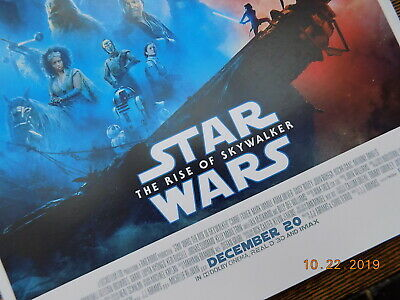"""Star Wars: The Rise of Skywalker (11"""" x 17"""") Movie Collector's Poster Print (T2) 3"""