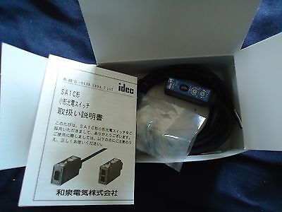 New Idec Photoelectric P/n Sa1C-Dd3, Serial#55119 3