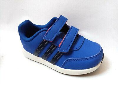 Adidas Schuhe Kinder Gr.26 mit Klettverschluss, leichte Gebrauchsspuren | eBay