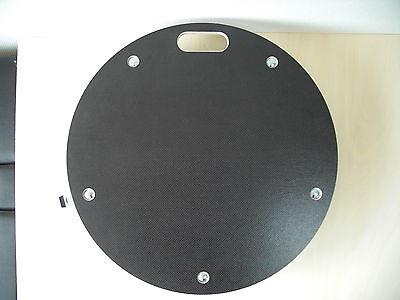 rollbrett transportroller rund 600mm bremse 250kg 5 rollen made in germany eur 46 90. Black Bedroom Furniture Sets. Home Design Ideas