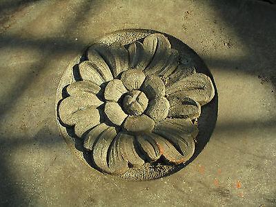 Antique Vintage Rare Architectural Cut Stone 3