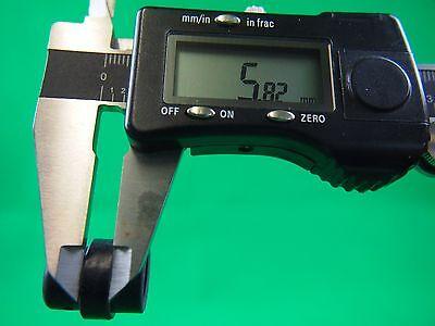 MB24 Diffuser BINZEL Style 5 Pcs BLACK Gas Diffuser MB24 Insulator Diffusers 5Pc 9