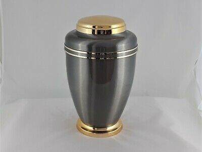 Human Casket Urn for Ashes Memorial Cremation Funeral Personalised Inscription 3