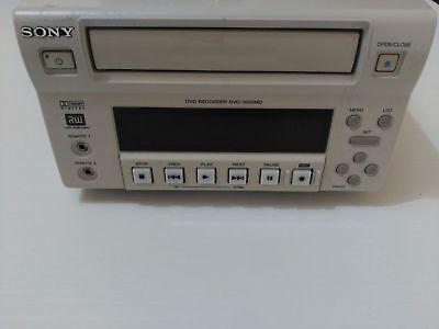 Sony Dvd Recorder Dvo-1000Md 5