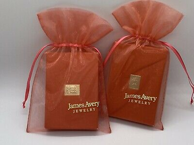 Pouch and Card ❤️James Avery Gift Box