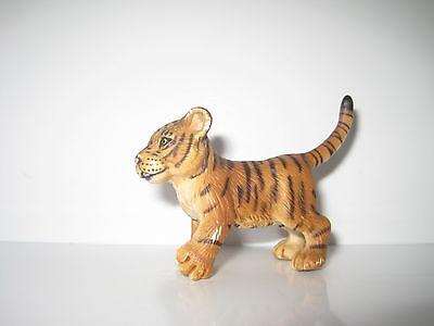 14319 Schleich Tiger: Tiger Cub, playing  ref:1D227 3