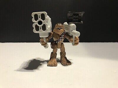 Playskool Star Wars Galactic Heroes Last Jedi Chewbacca w// Bowcaster Chewy New