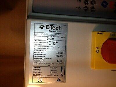 E-Tec switch box for water pump? 4