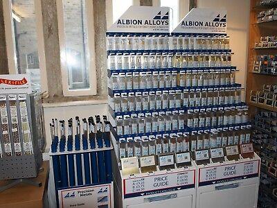 Albion Alloys 1500 - Flex-i-File #1500 Flex-Pad Single Coarse Grit Finisher New