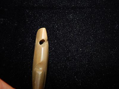 Pre-Columbian Zoomorphic Jade Pendant, Nicoya, Rare, Authentic 4