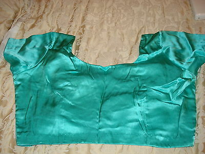 Chinese Net/lace Ladies Indian Saree With Matching Petticoat & Blouse 6