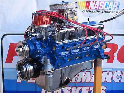 FORD 302 / 320 Hp High Performance Balanced Turn Key Crate Engine