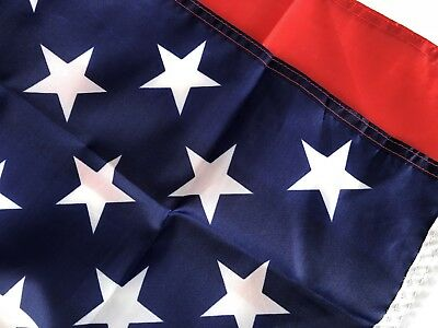 3x5 Ft American Flag w/ Grommets ~2 Pack~ USA United States of America ~US Flags 4