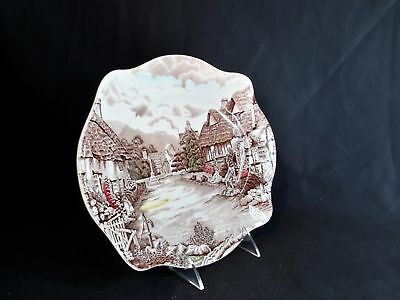 """Johnson Brothers Olde English Countryside  Oval Serving Platter 11"""" 2"""