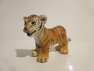 14187 Schleich Tiger: Tiger Cub, standing ref:1D1958 2