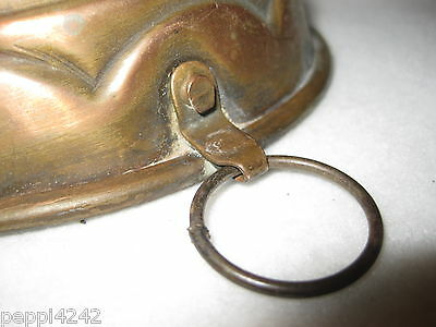 ++ kleinere alte  schöne Kupfer Backform Kupferform   ++Hhj 3