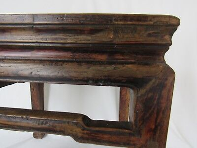 A pair of Chinese Antique Cafe Table /Stool Ming Dynasty Style 4