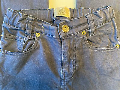 Boys Jeans, Timberland, Dark Blue, Aged 8 Years 2