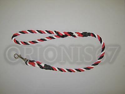 Extra Heavy Duty Dog Clip Lead 14 mm Rope Various Sizes & Colours Handmade 8