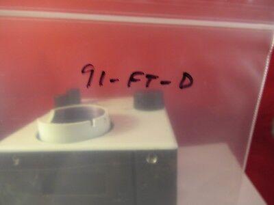 Pour Pièces Leitz 514662 Lampe Récipient Illuminateur Microscope 9