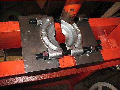 """LARGE BEARING SPLITTER Separator  1//2/"""" to 4-5//8/"""" Shop Press Plate Bar seperator"""