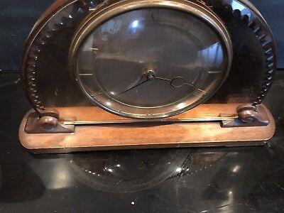 antique art deco clock 3