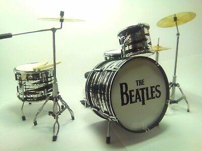Ludwig The Beatles - Batteria in Miniatura - Miniature Drum Set - Mini Bateria 2