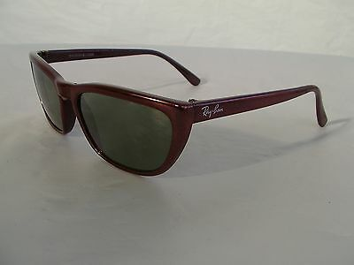 b6098ce086 ... Vintage B L Ray Ban Predator 1 PS1 Crimson Rage Mirror Cats W2490  Sunglasses USA 2