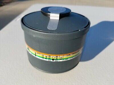 NATO 40mm NBC/CBRN Gas Mask Filter 6-Pak Newest Avail 5yr Shelf-Life Exp 03/2024 3
