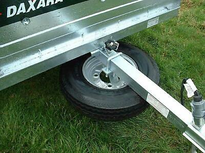 Maypole Universal Spare Trailer Wheel Carrier Holder Bracket Caravan Motorhome 3