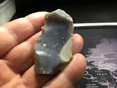 Neolithic Group Of Flint Tools.blades/scrapers.prehistoric 7