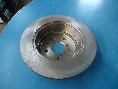 "Toyota Highlander New Oem Rotor,  Break Rotary #279, 12 1/6"" Diameter 2"