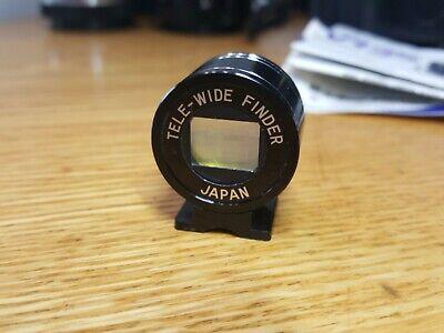 Lot Vtg Camera & Lenses Kodak VR35 Yashica Conversion Kit Tele-wide Finder Japan 2