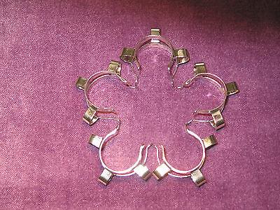 Kemtech America Advanced Organic Chemistry Lab Glassware Kit 24/40 & Metal Clips 2