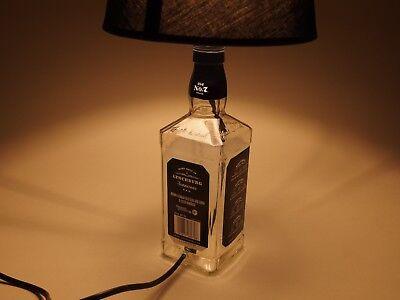 Jack Daniels - Flaschen Lampe Tischlampe LED 220V mit Schalter ORIGINELL S2 0,7L 4