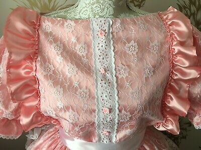 Made To Measure Sissy Maid * Any Colour* Cd/Tv * Prissy * Fetish * Dress * 3