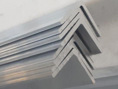 Aluminium Winkel L Profil Alu Schiene Aluprofil Winkelprofil Walzblank Aluwinkel 2