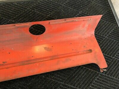 *NEW OEM* 0205P3 Allis Chalmers D17 Tractor Right Side Hood 70236595 3