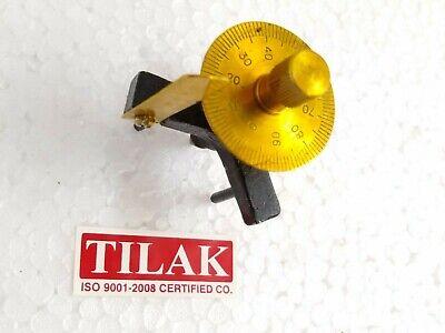 Spherometer Brass Tripod Pattern  Set Of Two Best Quality Free Shipping 5